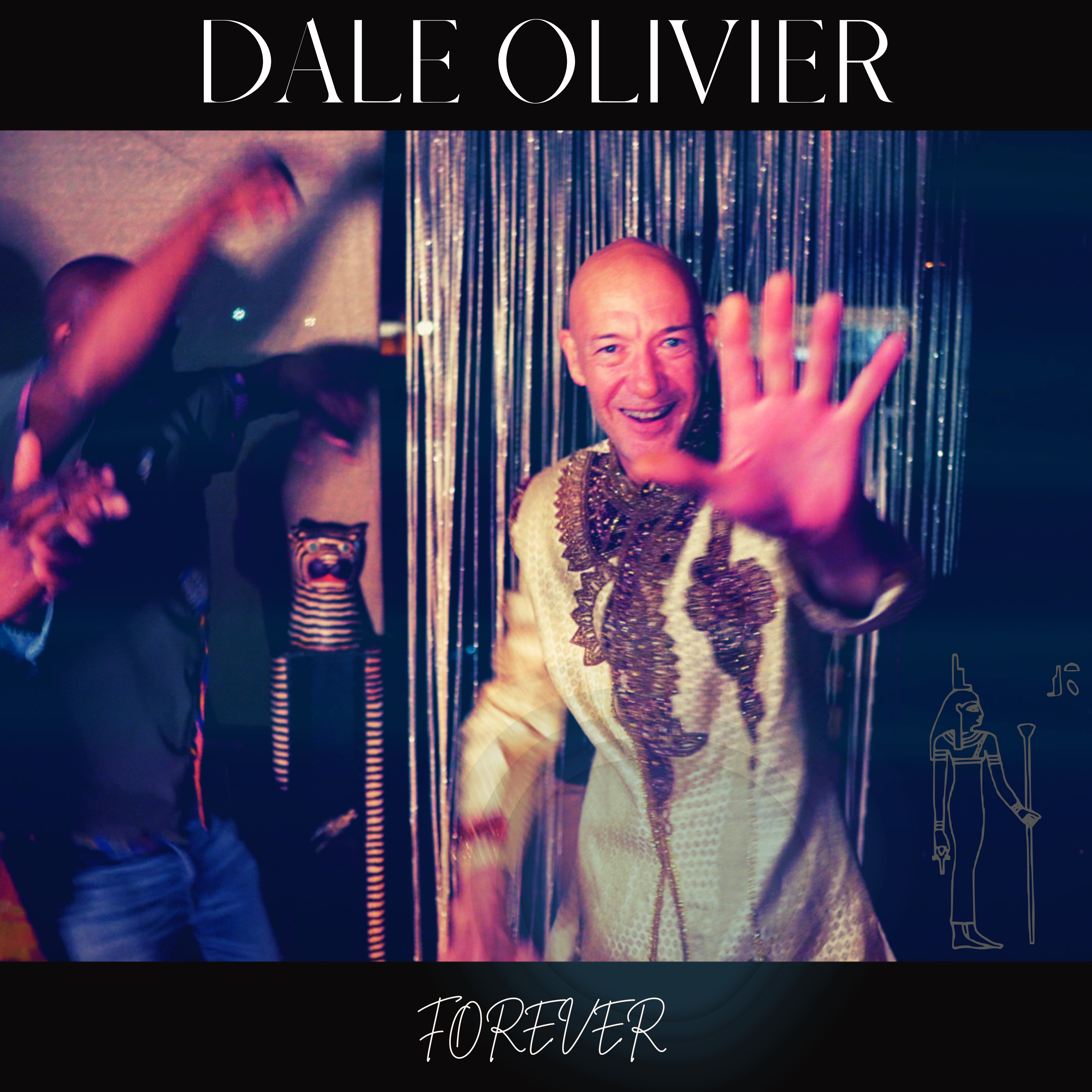 Dale Olivier drops new single and Music video 'Forever 2021'