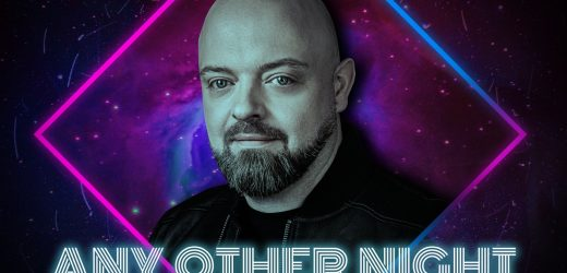 Max M releases anthemic 80's inspired Dance/Pop track 'Any Other Night'